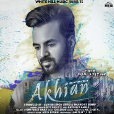 Akhian - Happy Raikoti