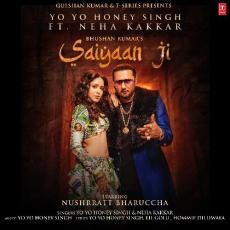 Saiyaan Ji By Yo Yo Honey Singh, Neha Kakkar