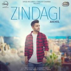 Zindagi (Akhil) Single